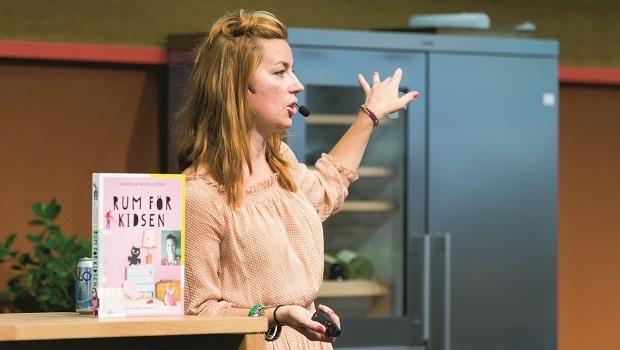 Isabelle McAllister deltar på Hem och Villa