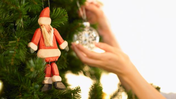 Återvinn-julgranen